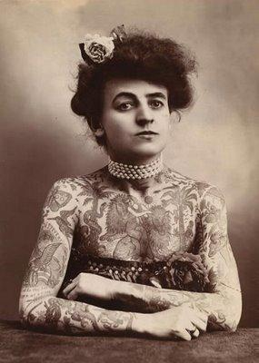 Vintage Tattoos | Cool Pictures | Cool Stuff