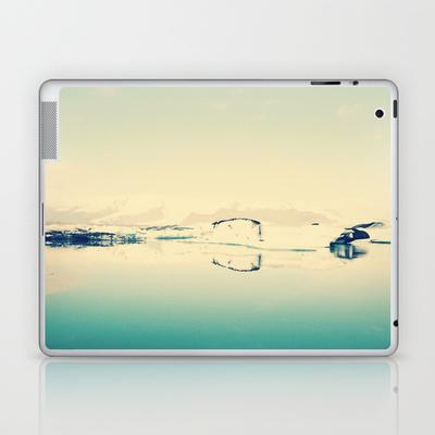 Lagoon Laptop & iPad Skin by pascal | Society6