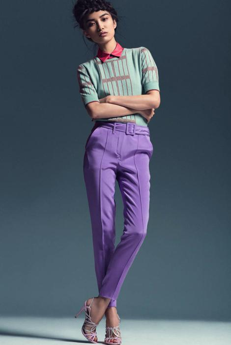 Fashion — Sissi Hou by Justin Hollar for Lula Magazine