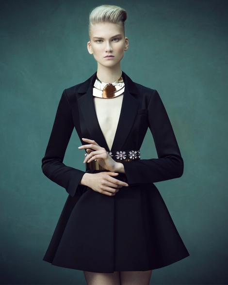 Fashion — Anna Martynova by Lowe Seger for Commons & Sense