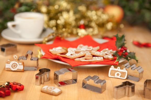 Get Free Lomography Cookie Cutters With Every Online Purchase! - Lomography