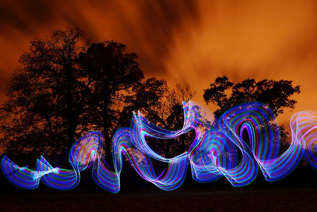 20 Mind Melting Examples of Light Painting   inspirationfeed.com