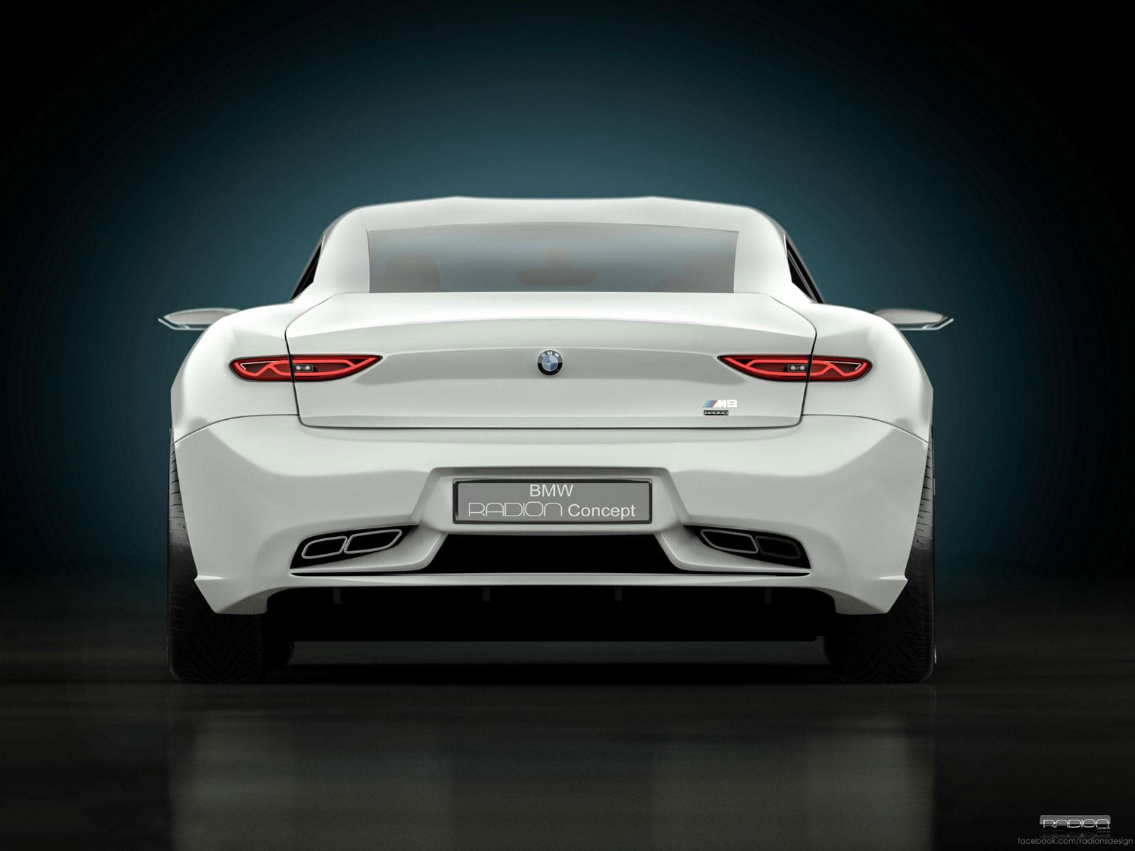 BMW M9 Concept - Car Body Design #219069 on Wookmark
