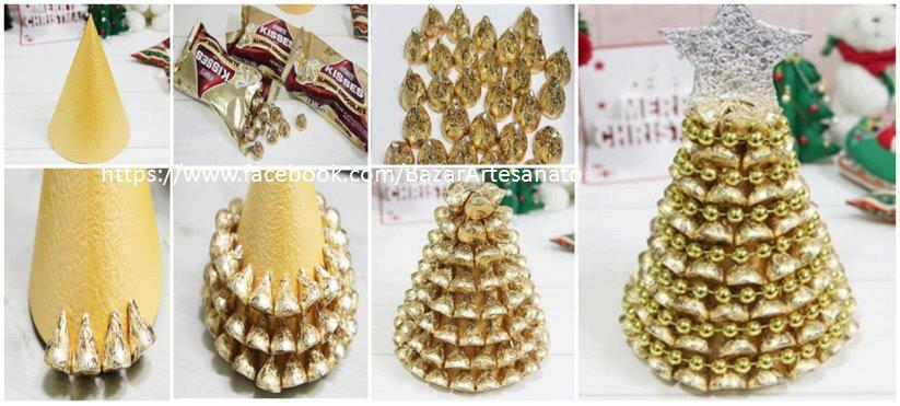 Chocolate Christmas Tree Decorations Asda : Chocolate tree diy projects usefuldiy on