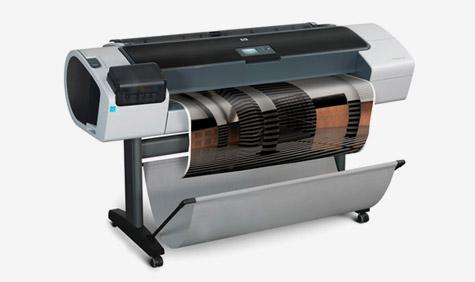 HP launches the HP Designjet T1200 Printer series | Technology | Wallpaper* Magazine
