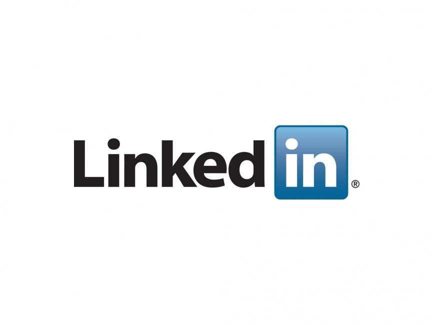 Linkedin vector logo commercial logos it internet logowik com