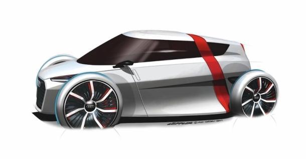Audi Urban Concept (side) - CNET Reviews