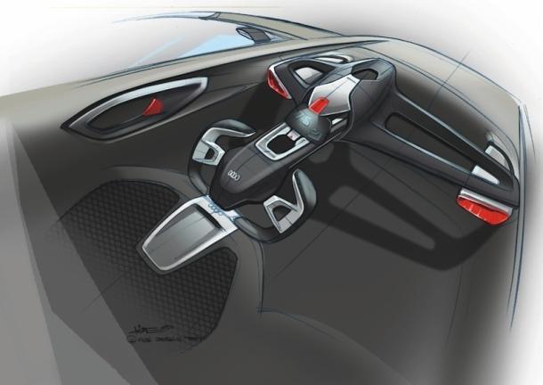 Audi Urban Concept (interior) - CNET Reviews