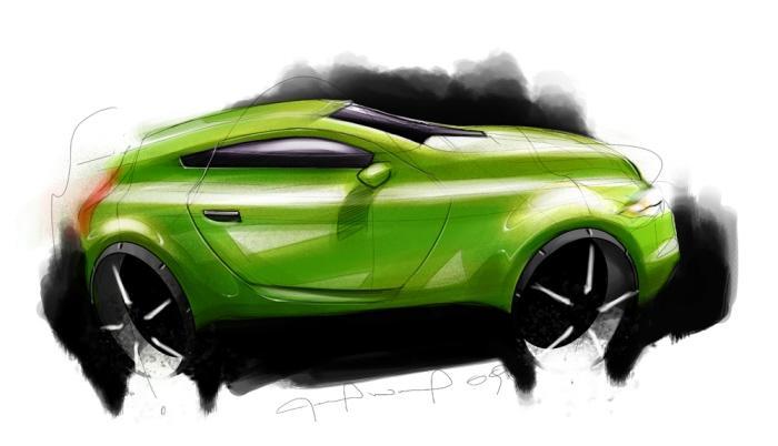 Sketches by Kenny Wong at Coroflot.com