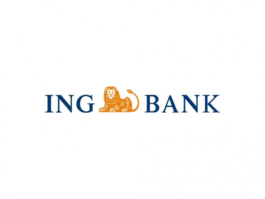ING Bank Vector Logo - - Finance : LogoWik.com #219692 on ...