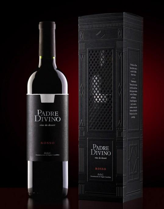 25 Fancy & Innovative Wine Package Designs