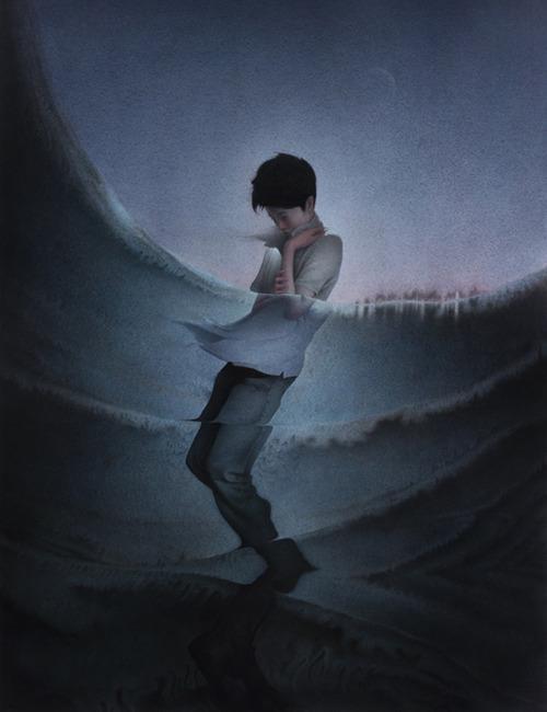 iheartmyart ♥ — Eric Fortune, In the Sea, 2003 Lyrical,...
