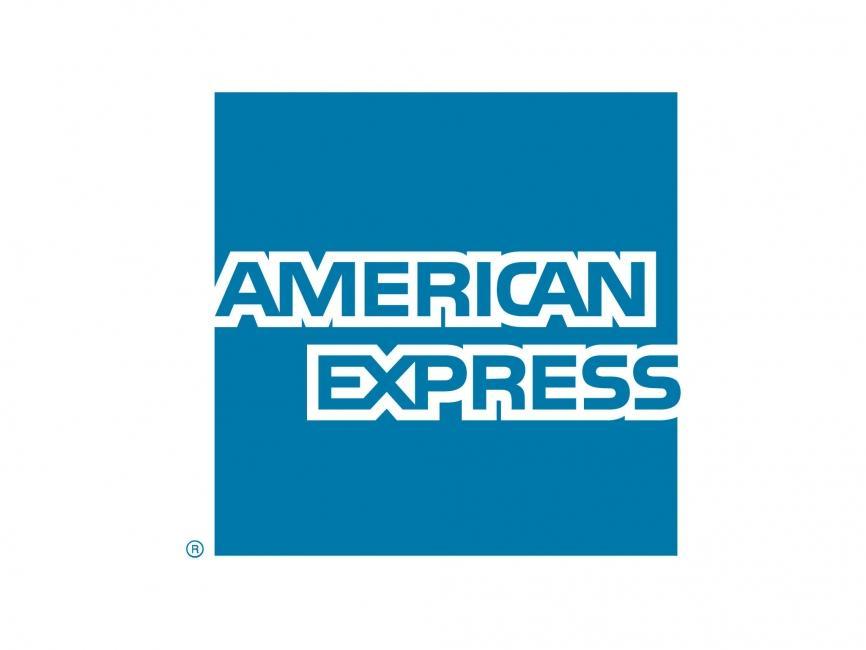 American Express Card ... American Express Logo Vector