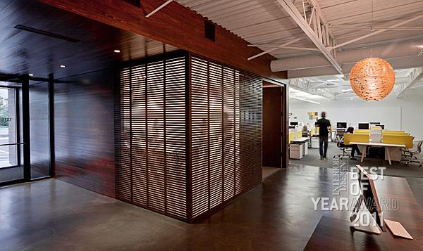 2011 Best of Year Projects: Merits, J-P | Interior Design