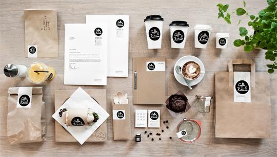 moodley brand identity -coffee & kitchen