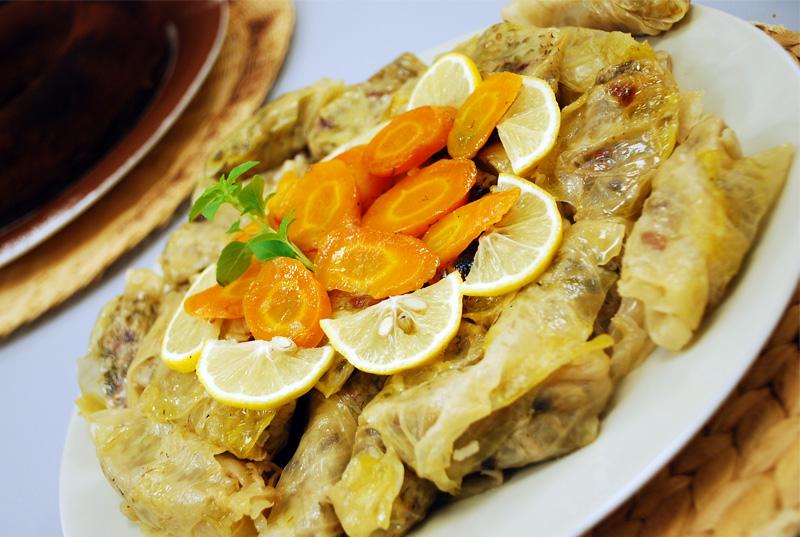 Zeytinyağlı Lahana Sarma Tarifi | Oktay Usta Yemek Tarifleri Resmi Web Sitesi