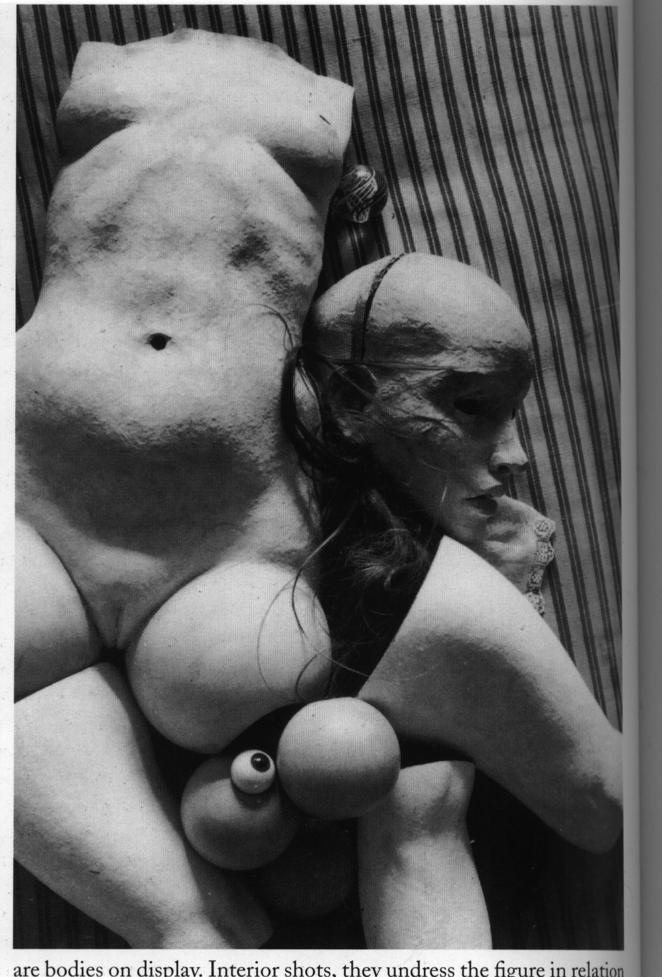 Hans Bellmer - La Poupee - 1935.jpg (1312×1936)