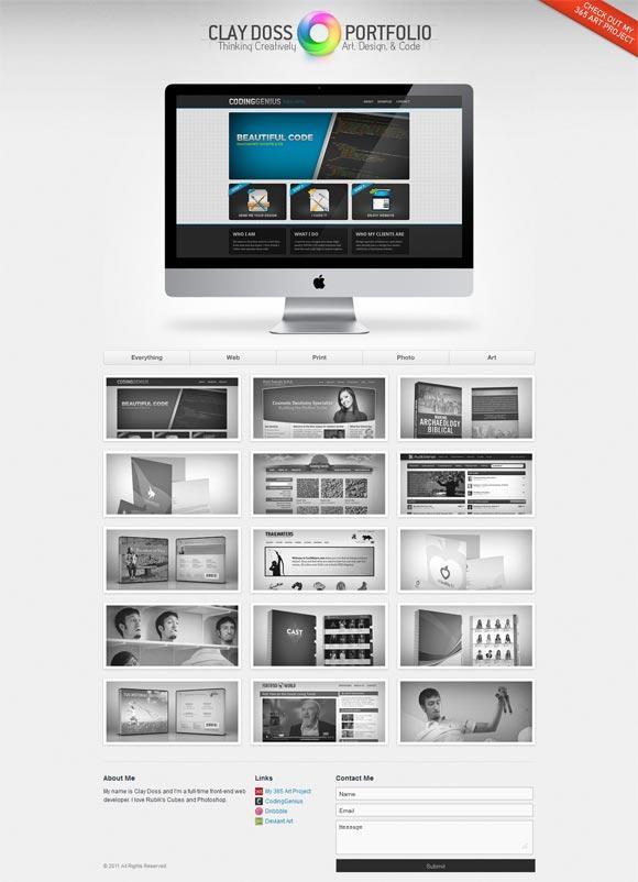Clay Doss | Designer | Folio Focus