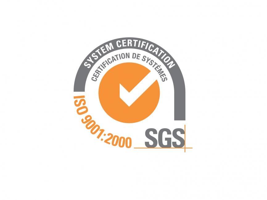 Sgs system 9001 12000 vector logo commercial logos certification
