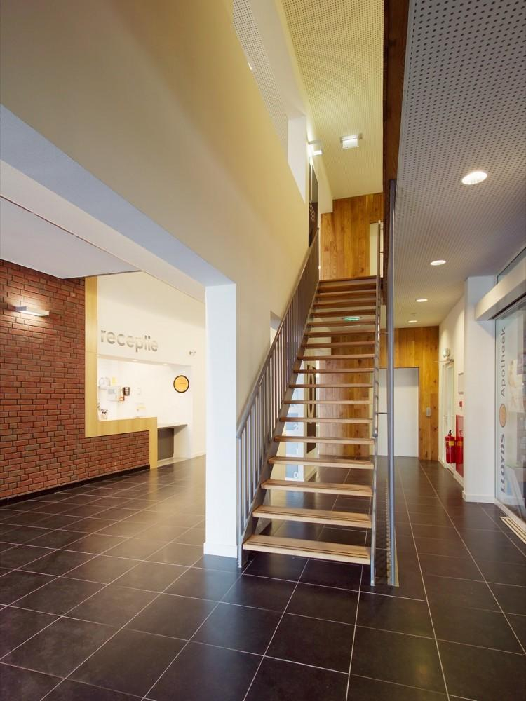 Architecture Photography: Healthcare Centre IJburg / LEVS Architecten - Healthcare Centre IJburg / LEVS Architecten (179675) - ArchDaily