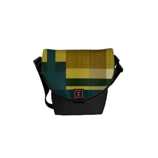 Abstract Courier Bags from Zazzle.com
