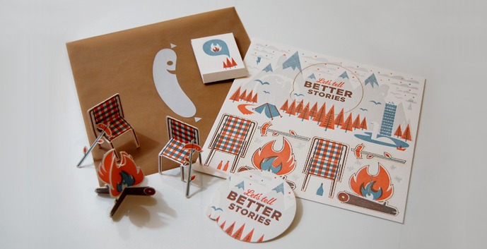 Swink | Print | Let's Tell Better Stories