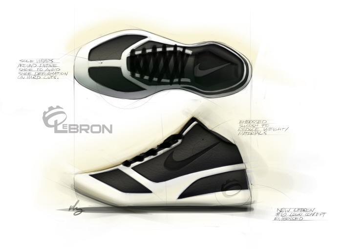 Bryant Klug, Footwear Designer @ Nike from Beaverton, Oregon