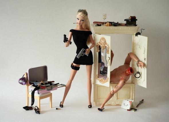 Кровавая оргия от Барби — Look At Me — Посты — поток «Фотография»