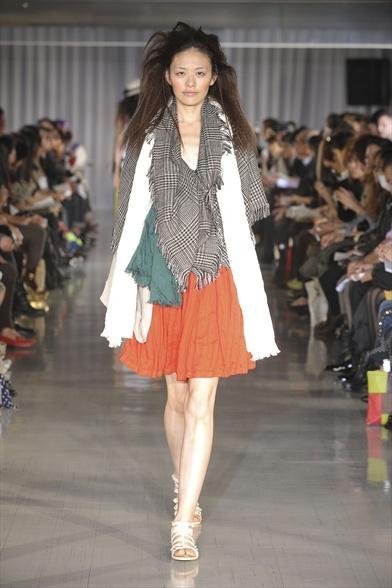 Shida Tatsuya - Collezioni Primavera Estate 2011 - Vogue.it