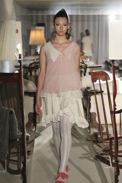 Bortsprungt - Collezioni Primavera Estate 2011 - Vogue.it