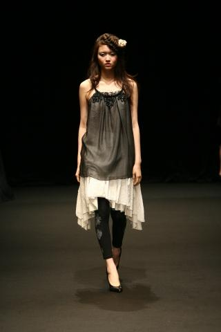 2008 SS   JUNYA TASHIRO   Mercedes-Benz Fashion Week TOKYO