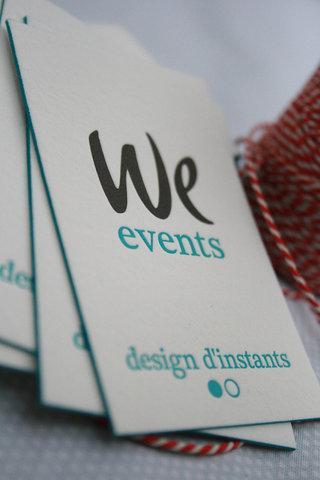 Toutes les tailles | business cards weevents | Flickr: partage de photos!