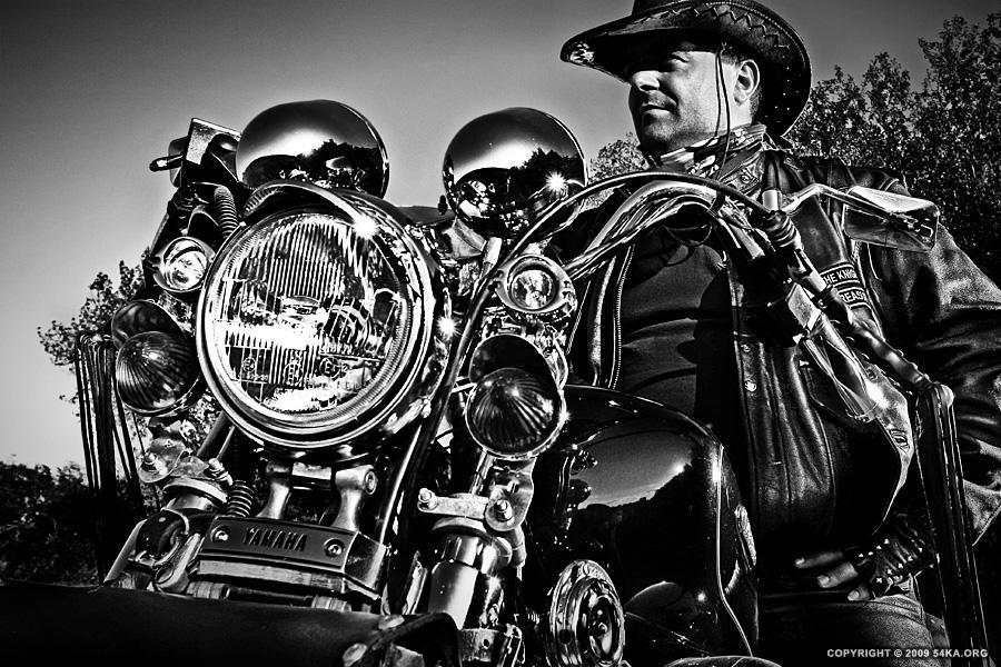 Motorcycle Man - 54ka [photo blog]