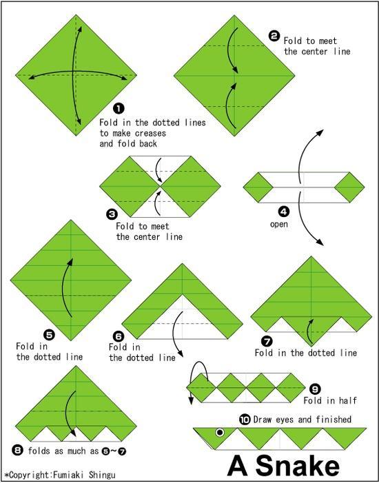 easy paper folding
