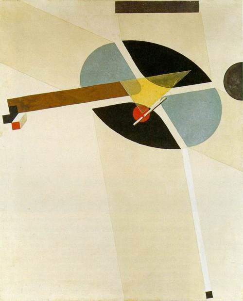 baisers volés | El Lissitzky, Proun G7, 1923