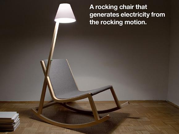 A Simple Chair That Rocks | TrulySimple