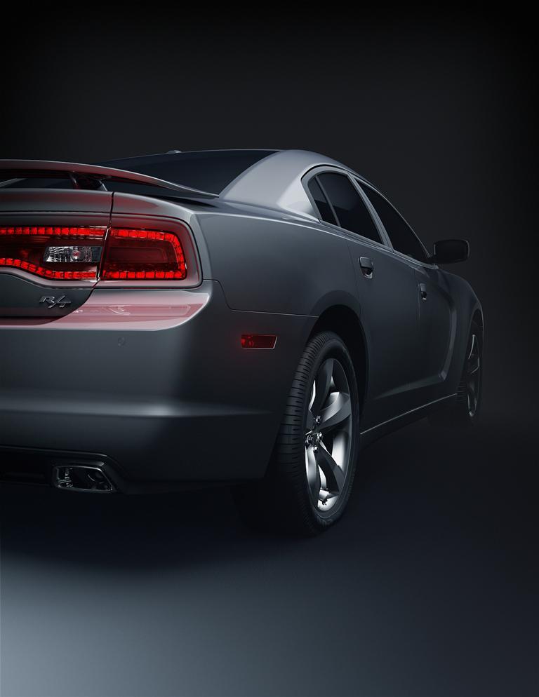 2012 Dodge Charger - 3d Graphics - Creattica