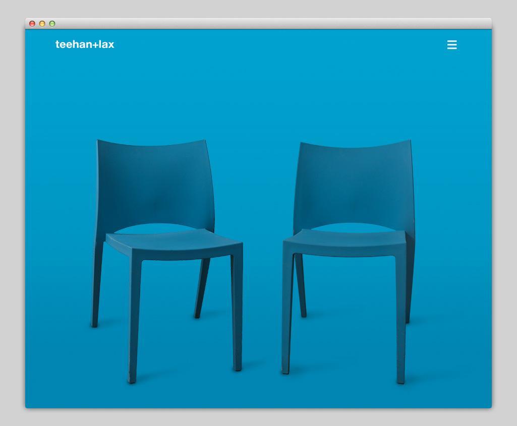 The Web Aesthetic — Teehan+Lax