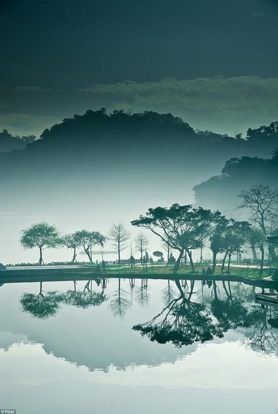 Dahu Park, Taiwan | PicsVisit
