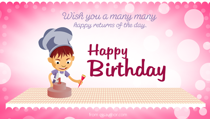 Birthday Card Free Download gangcraftnet – Download Free Birthday Cards