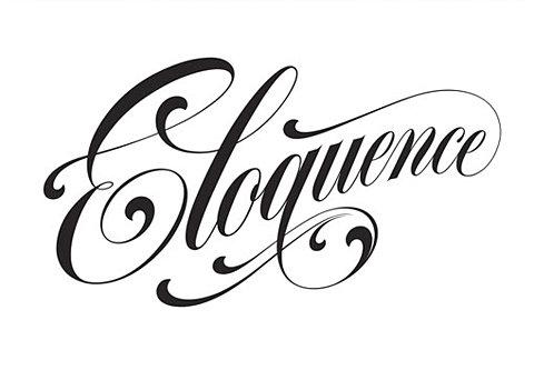 Typeverything.com - Eloquence by Keith Morris - Typeverything