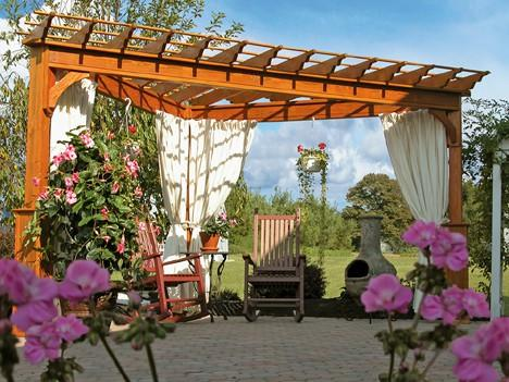 Outdoor Living / pergola