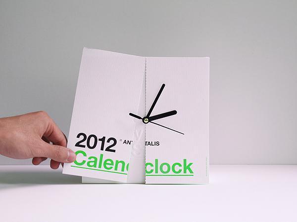 Antalis Calenclock 2012