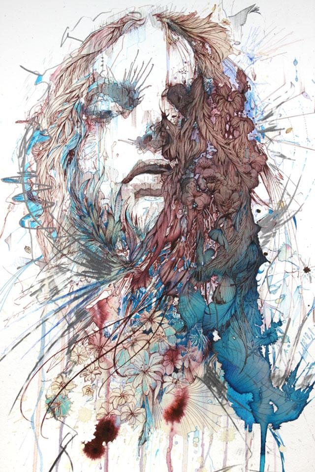 Artist of the day: Carne Griffiths - Blog of Francesco Mugnai