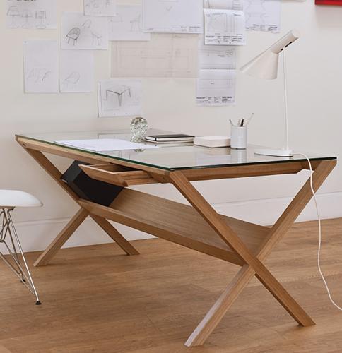 Covet Desk by Shin Azumi | Furniture | Habitables Architecture