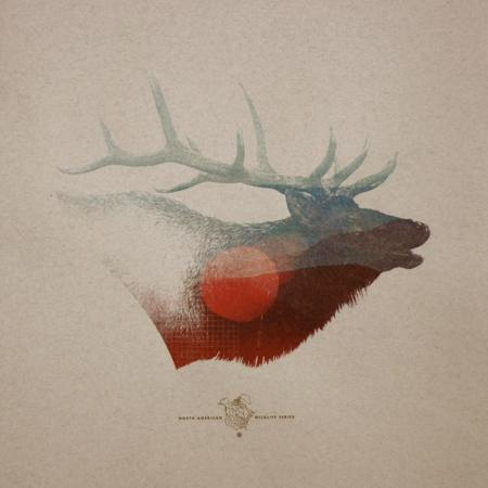 Designspiration — North America Wildlife » ISO50 Blog – The Blog of Scott Hansen (Tycho / ISO50)