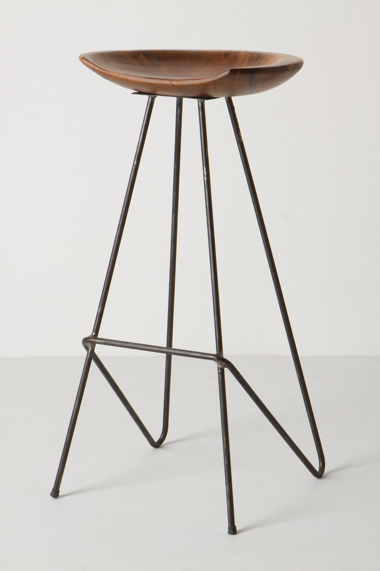 Perch Barstool - Anthropologie.com