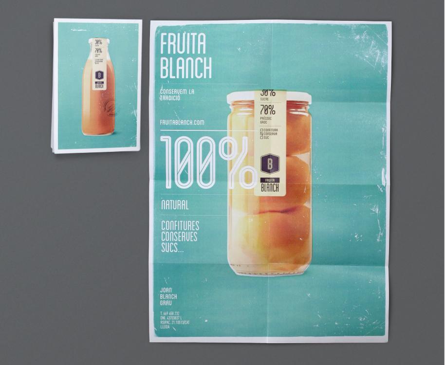 Fruita Blanch | Atipus