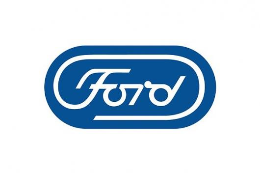 Designspiration — Paul Rands Unused Ford Logo from 1966