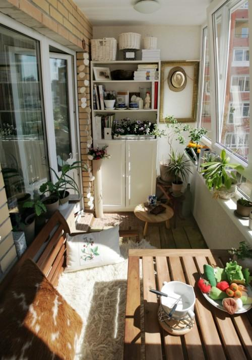 Ikea Balcony | Shelterness